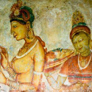 p-sigiriya-frescoes-heavenly-maidens